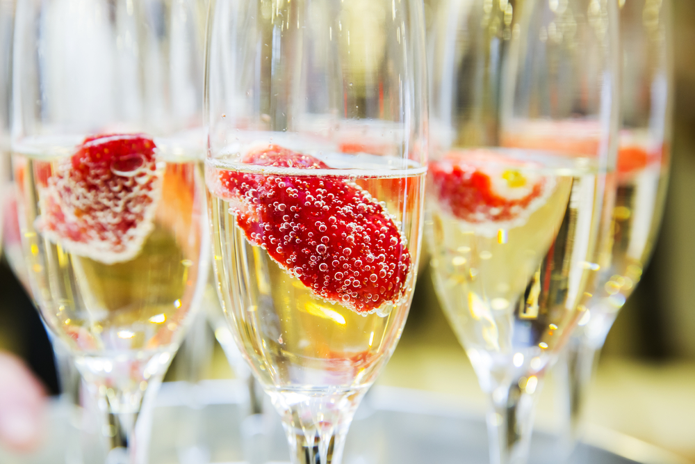 Champagne Dawn