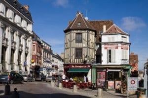 Auxerre Centre City