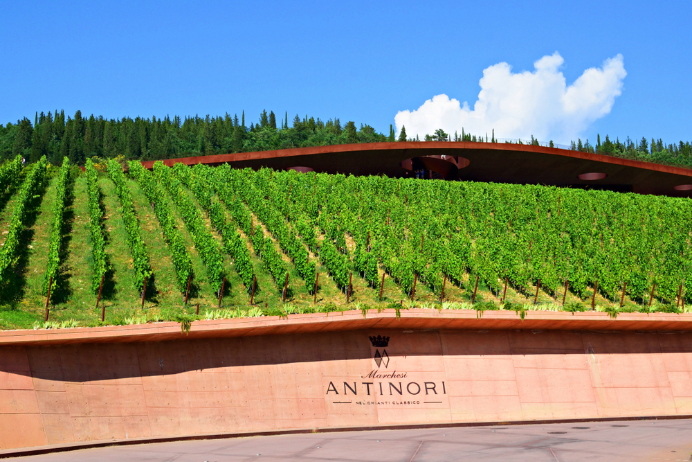 Antinori: The Best Wineries To Visit in Tuscany