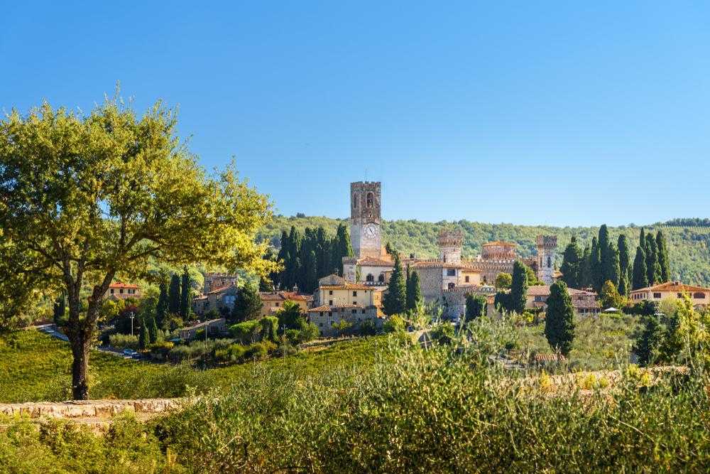 Badia Passignano: Tuscan Winery Experiences