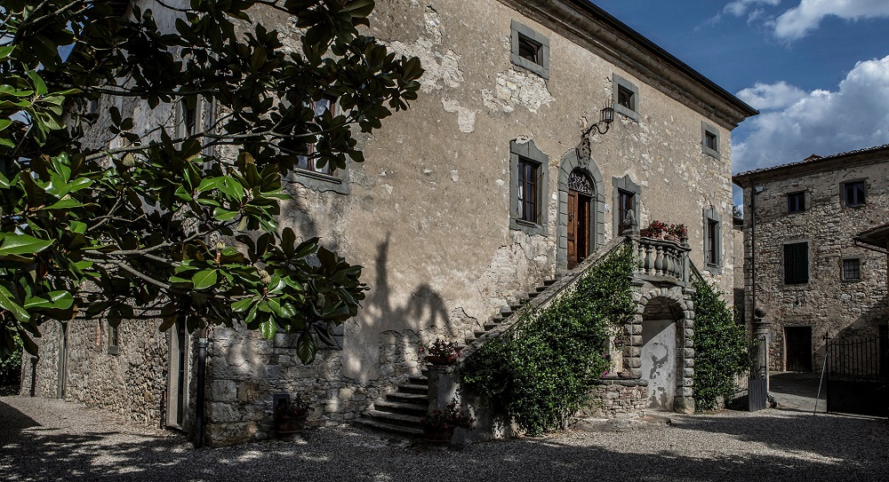 Castello di Ama: The Best Wineries To Visit in Tuscany
