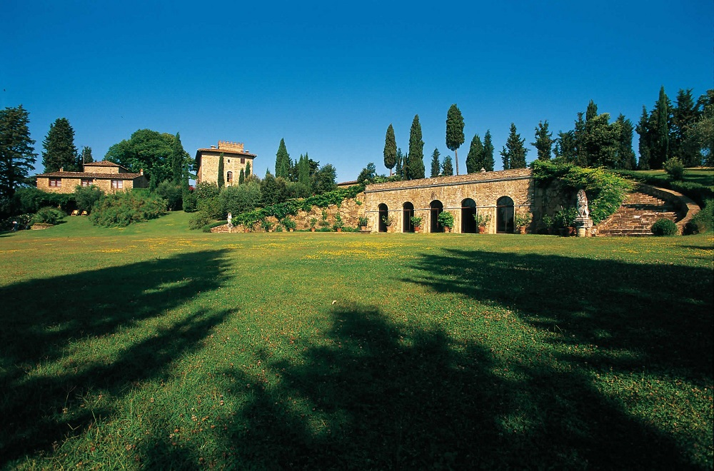 Castello di Monsanto: The Best Wineries To Visit in Tuscany