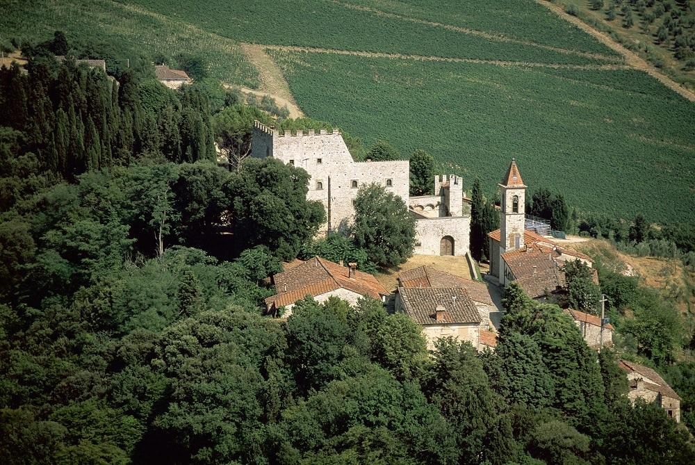 Castello di Nipozzano: Tuscan Winery Experiences