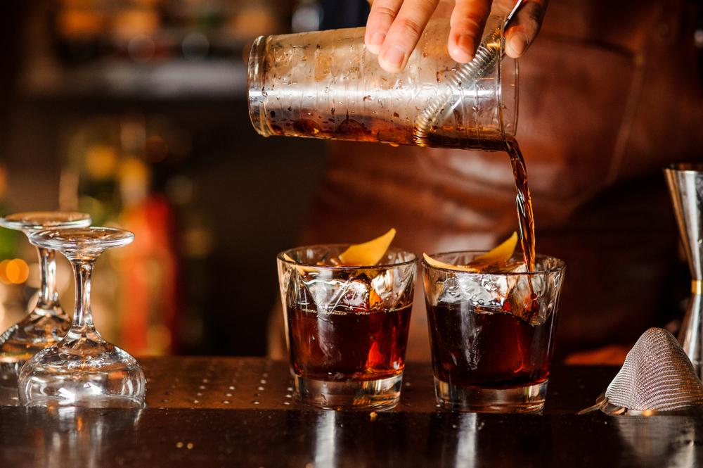 Classic Irish Whiskey Cocktails