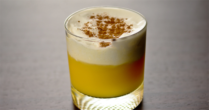 Gaelic Flip Cocktail