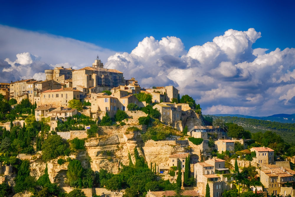 gordes-in-provence
