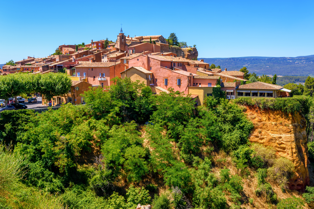 roussillon-in-provence