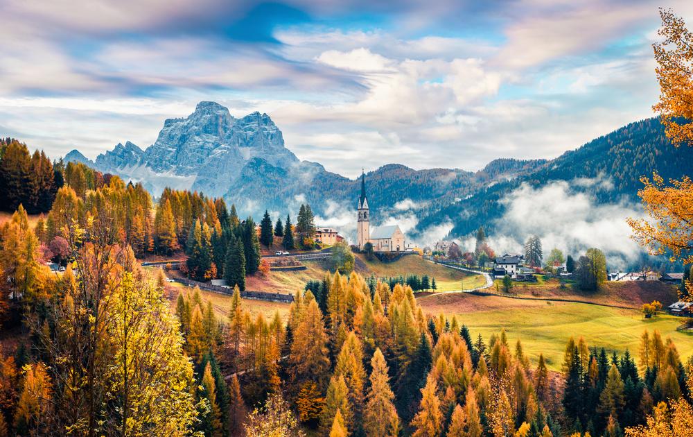 Italy Autumn