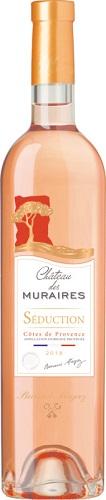 Château des Muraires Seduction Cotes de Provence rose