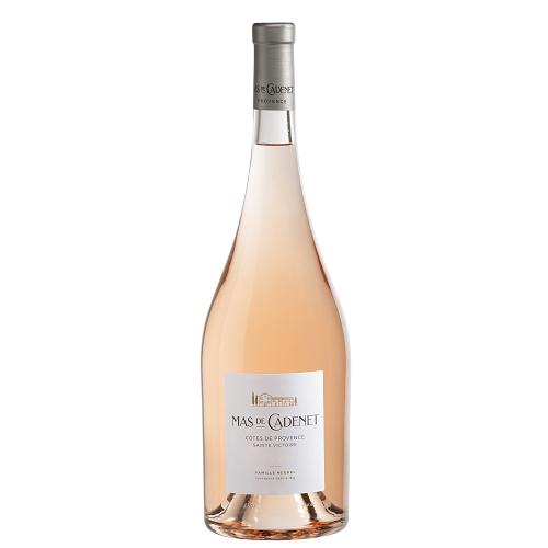 Mas de Cadenet Cotes de Provence Sainte Victoire rose