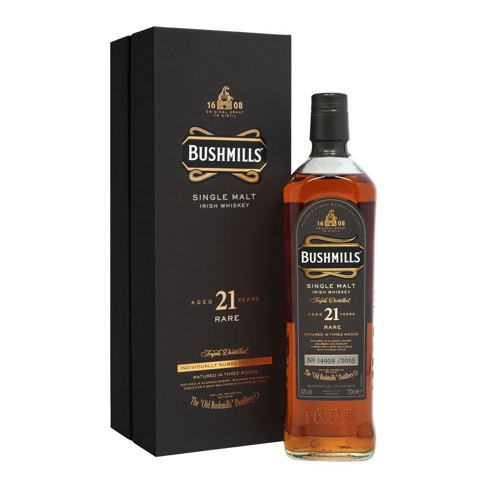 Bushmills 21-year-old Single Malt