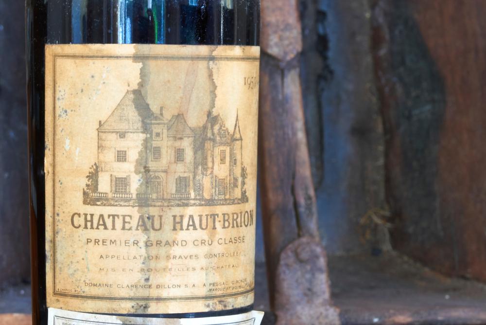 Chateaux Haut Brion