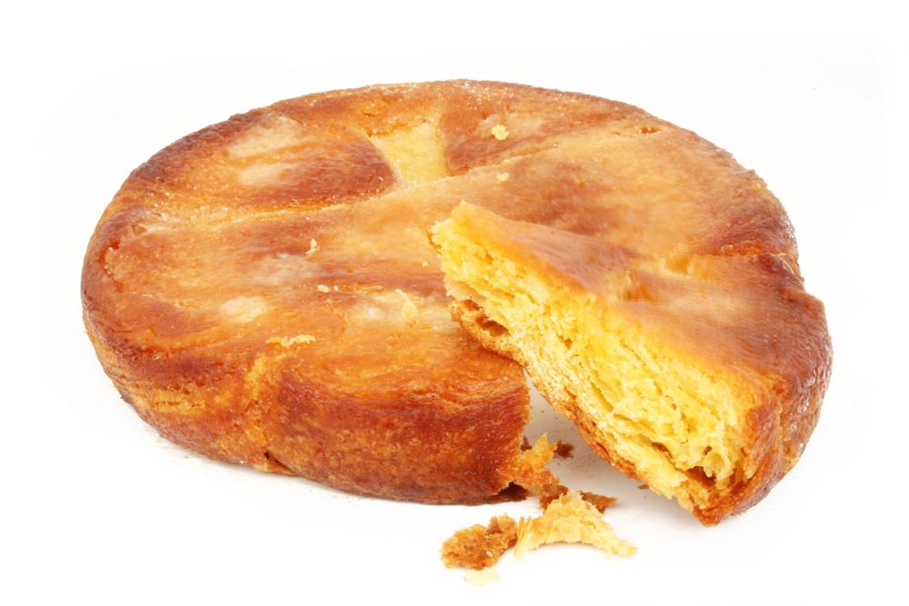 Kouign Amann Dessert