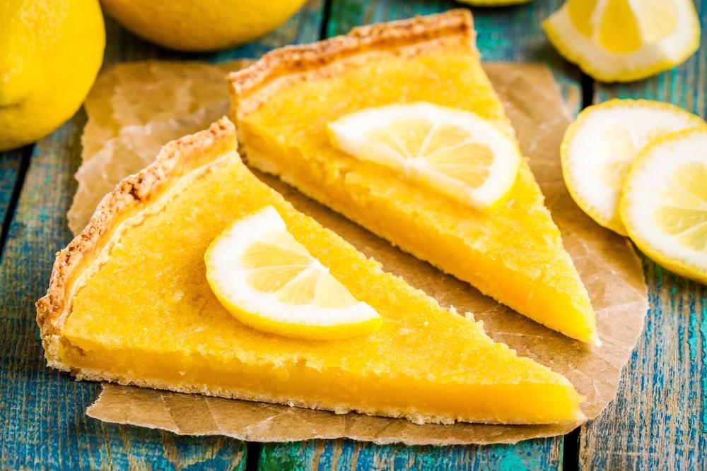 Tarte au Citron Dessert