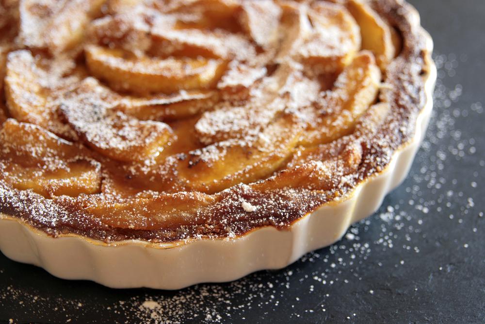 Tarte Tatin Dessert