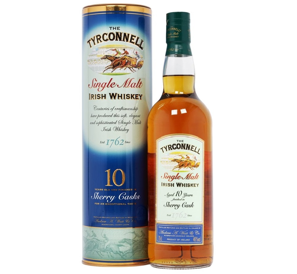 The Tyrconnell 10-year-old Sherry Finish