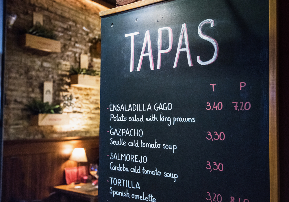 Top 5 Recommended Traditional Tapa's Bars in Seville