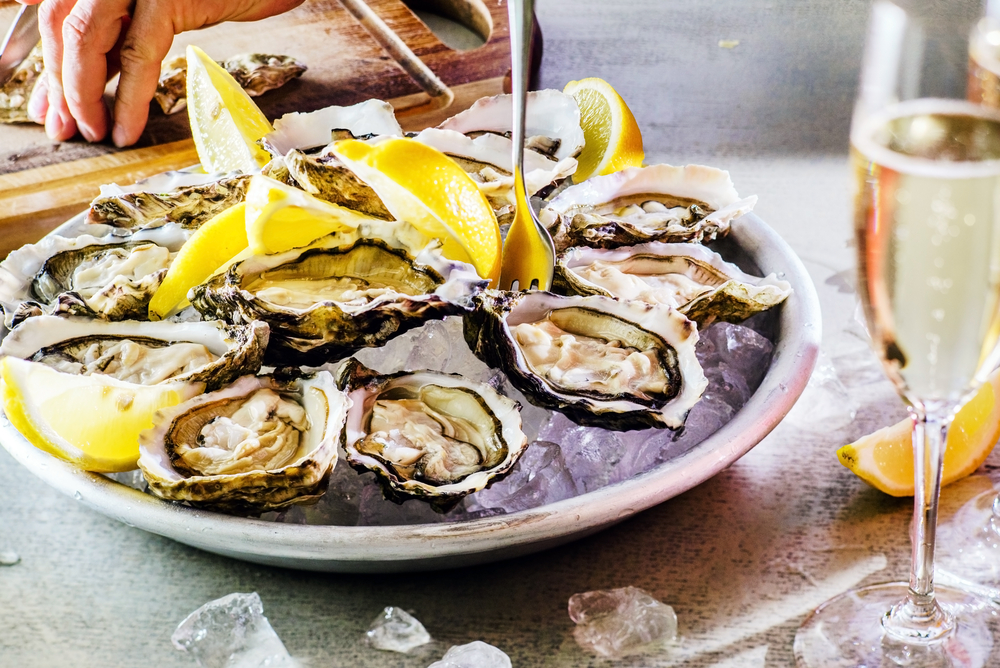 oysters-champagne