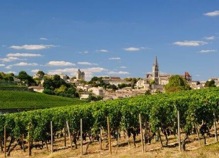 La medieval Saint-Emilion