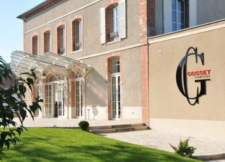 Hacienda Champagne, Maison Gosset