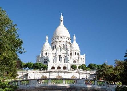 Sagrado Corazón, Montmartre