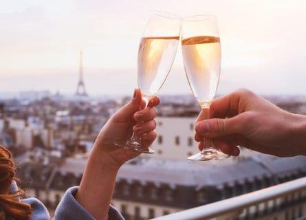Bienvenidos a París