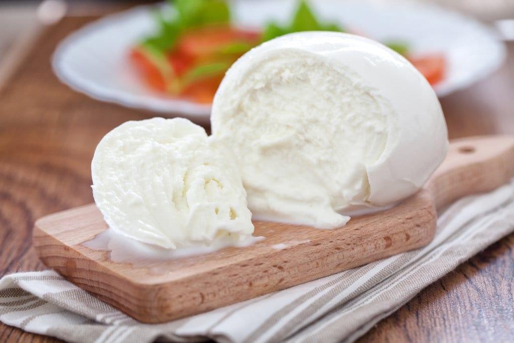 Creamy Buffalo Mozzarella