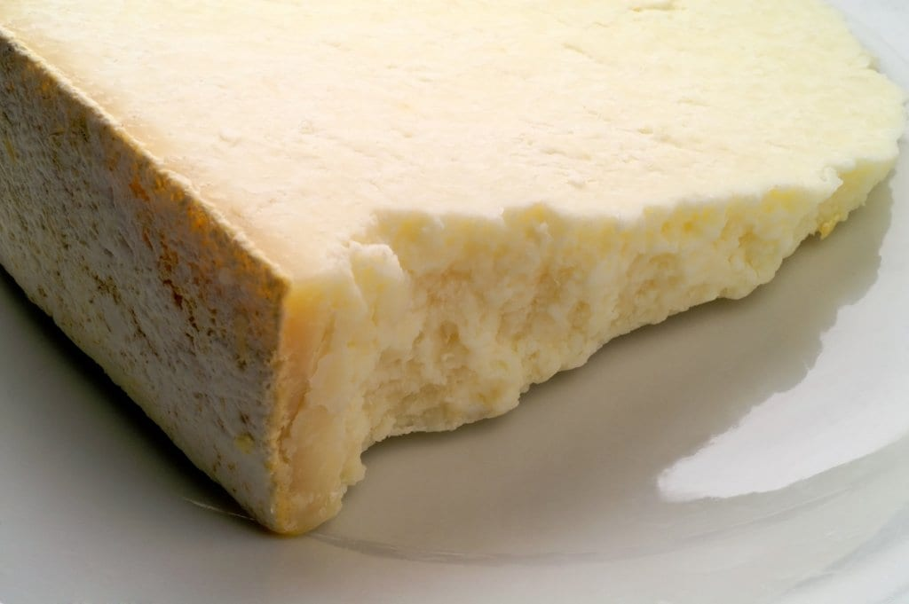 Castelmagno aged cheese