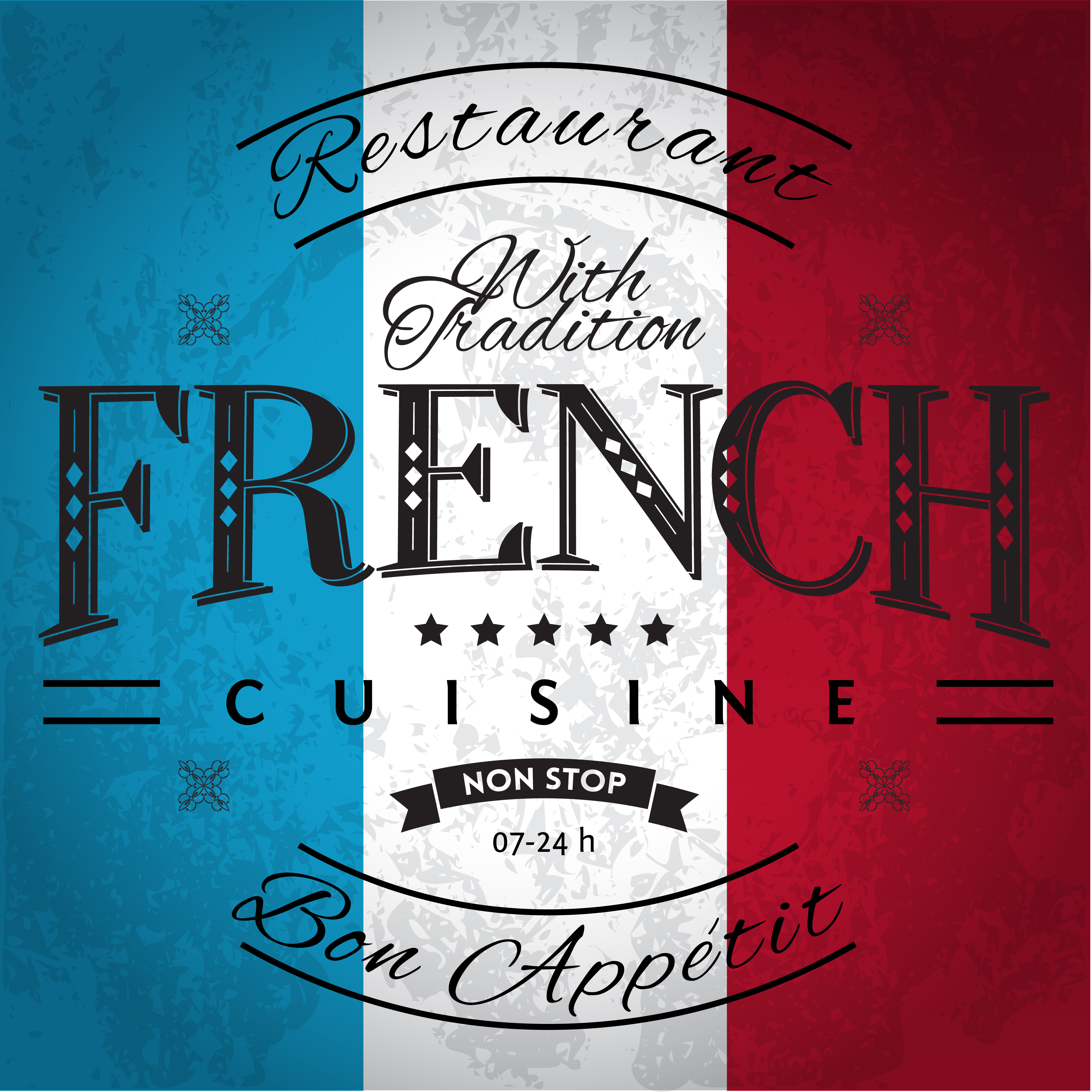 French a z food dictionary cellar tours for Cuisine francaise