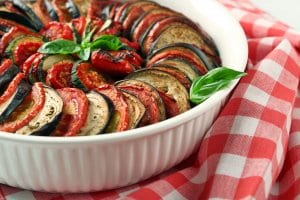 Traditional French Provencal Ratatouille
