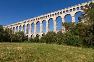 Roman Aqueduct, Aix-en-Provence