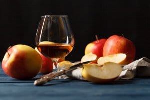 Calvados - Distilled Apple Juice