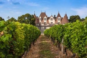 Monbazillac Castle, near Bergerac