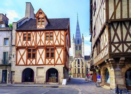 Historic Dijon