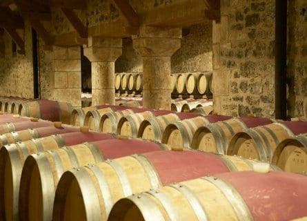 Château de Chambert cellars