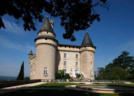 Luxury Relais & Châteaux, Château de Mercuès