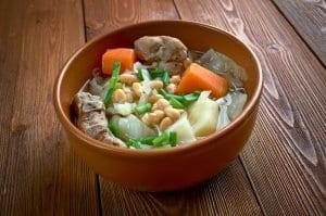 Ollada soup