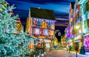 Colmar, Christmas Time