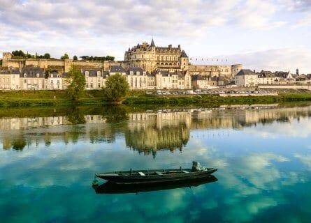 Amboise, stunningly beautiful