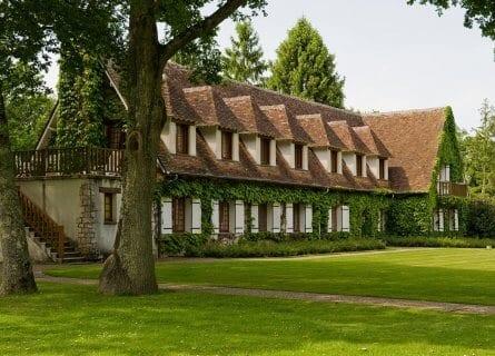 Relais & Chateaux Auberge des Templiers