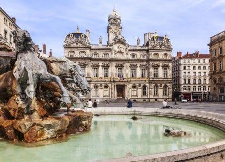 Terreaux square