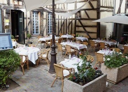 Le Valentino Restaurant