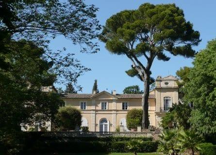 Mythical Chateau de la Nerthe