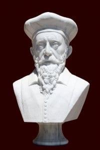 Nostradamus, famous resident