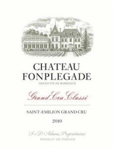 Château Fonplegade