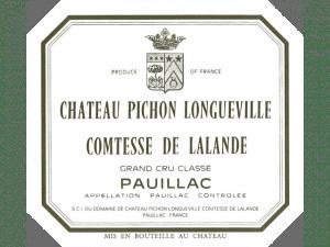 Pichon-Lalande » French Winery » AOC Pauillac, Bordeaux