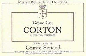 Domaine Comte Senard