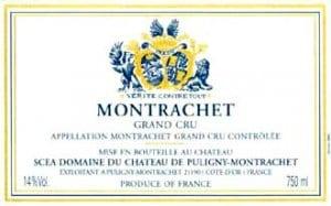 Château de Chassagne Montrachet