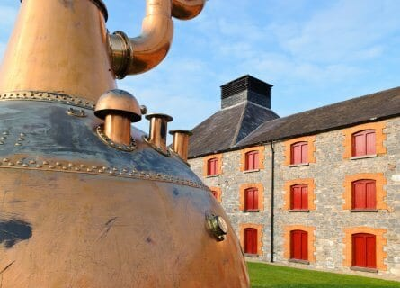 Jameson Whiskey Distillery