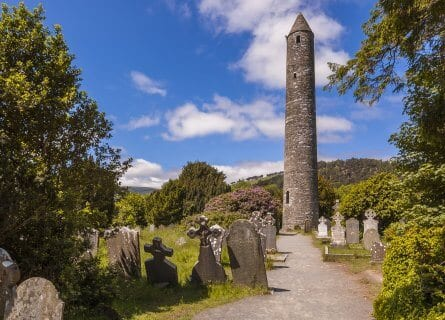 Monastic Settlement at Glendalough